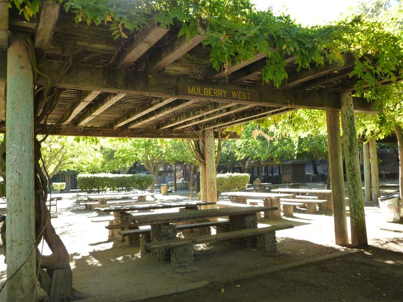 Mulberry West Picnic Area